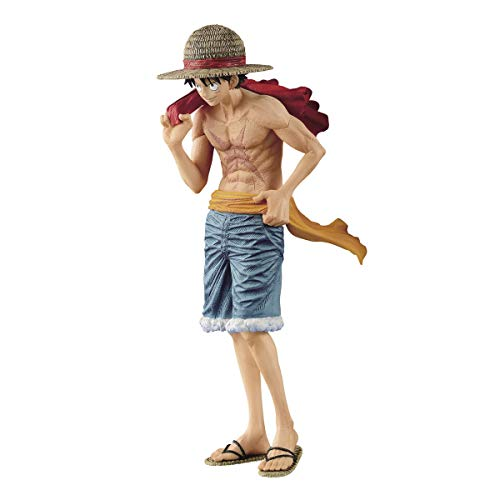 One Piece - Figura de Revista Vol 2 - Monkey D.Luffy - 22cm REPROD