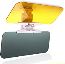 Zento Deals Transparent Windshield Car Sun Visor Day and Night Vision Anti-glare