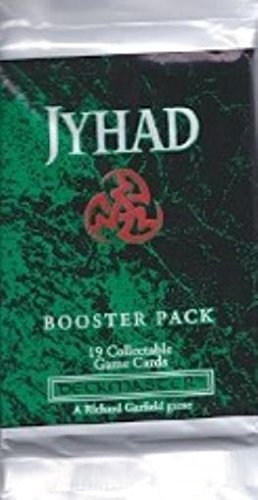 Jyhad Collectable Card Game Booster Pack
