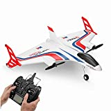 Daily Accessories RC Airplane Glider Toys EPP Foam Remote Control Airplane RTF with Remote Charging Cable Aircraft Model Suitable for Kids Beginner