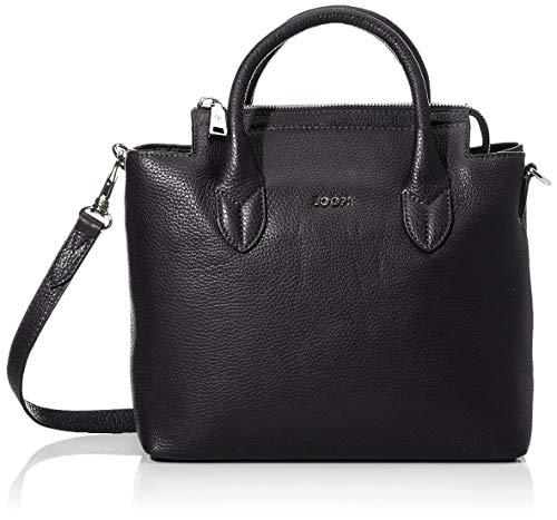 Joop Chiara Tonia Handtasche aus Leder, Schwarz