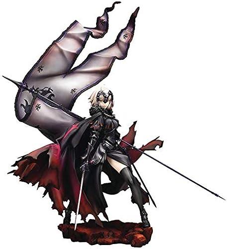 Siyushop Fate Gründ Order Jeanne D'Arc R erfigur - Sehr detaillierte, genaue Skulptur - Ausgestattet mit Waffen - Hohe 47CM