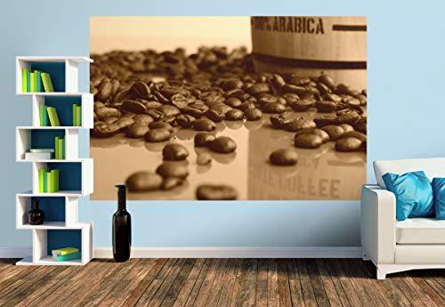 Arabica koffie Size M   279 x 186 cm