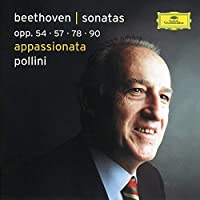 Beethoven: Sonatas, Opp. 54, 57, 78, 90
