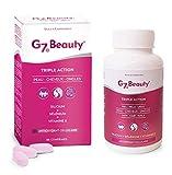 SILICIUM G7 BEAUTY | Vitaminas Para Piel, Crecimiento del Ca