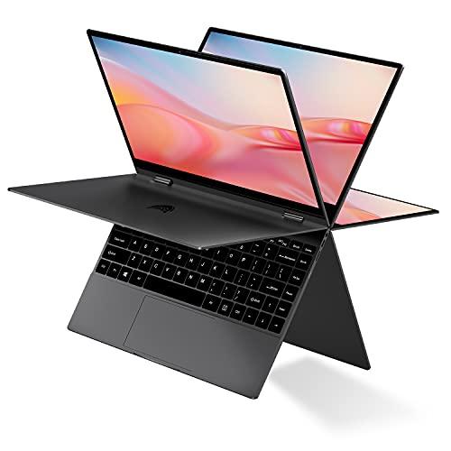 BMAX Y13 Pro Convertible Notebook 13.3 pollici Computer Portatile Processore Intel Core M5-6Y54 (fino a 2.7 GHz) 8GB RAM 256GB SSD, Windows 10, 1920 *1080P, Bluetooth 4.2, 802.11a/b/g/n/ac