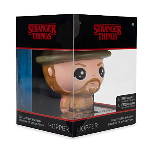 Stranger Things Soft'N Slo Squishies Ultra (Hopper)  $2.50 at Amazon