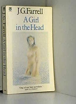 A Girl In The Head 0006161944 Book Cover