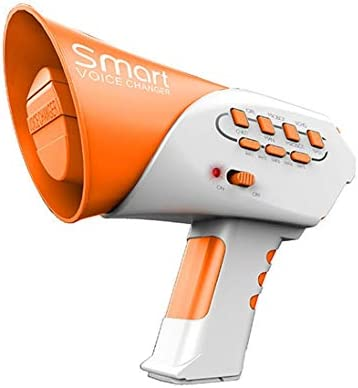 Voice Changer Megaphone for Kids Multi Voice Changer with 7 Different Voice Modifiers Children product image