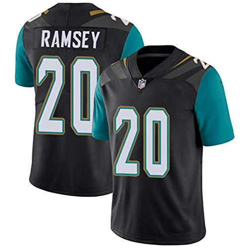 Camiseta Rugby Jaguars # 20 Ramsey Camiseta Jersey