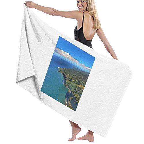 U/K Maui Shoreline Toalla de baño de secado rápido