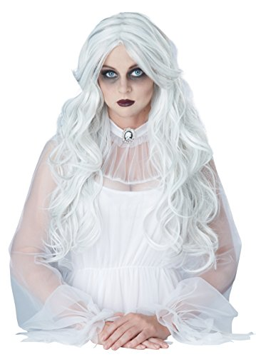 California Costumes Women's Supernatural Wig, Gray, One Size