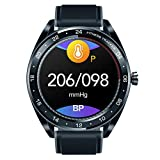 akaddy Zeblaze Neo 1.3 Pulgadas Color Touch Smartwatch IP67 Tracker (Negro)