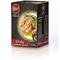 Polgri - Perdiz en Escabeche Especial 450 g | Perdiz Escabeche | Lata Oval Estuchada