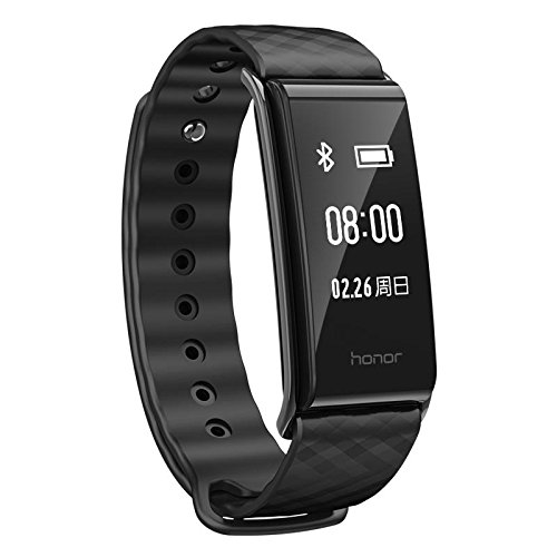 HONOR Huawei Color Band A2 Monitores de Actividad - Negro