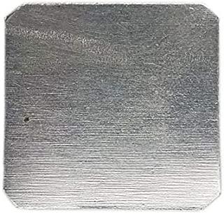 Takshila Gems® Pure Silver Piece (Chandi ka Tukda) for Wallet, Purse & Locker (Lal Kitab Remedy)