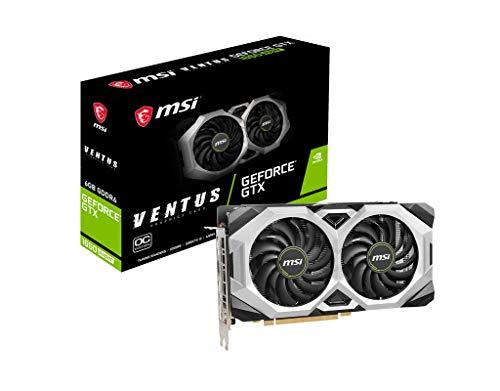 MSI GeForce GTX 1660S Ventus OC (1815 MHz, 6 Go GDDR6, DisplayPort, HDMI 2.0, PCI Express 3.0, 16x)