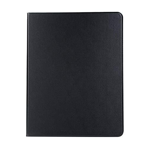 Funda para Huawei MediaPad M5 8.4 Pulgadas SHT-AL09 SHT-W09 Funda de Cuero PU Funda para Huawei M5 8.4 Funda Protectora-Negro
