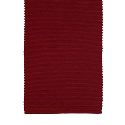 Sander BREEZE Tischläufer 50 x 140 cm Farbe: 26 rot
