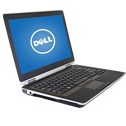 PC NOTEBOOK COMPUTER PORTATILE DELL LATITUDE E6320 14in | INTEL QUAD CORE i5-2520M | RAM 4GB | HDD 250GB | DVD | WEBCAM | USB 3.0 | MINI-HDMI VGA | WINDOWS 10 (Ricondizionato)