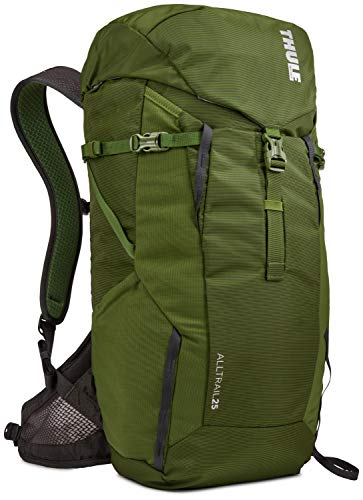 Thule AllTrail - Mochila de senderismo para hombre, 25 L, color verde
