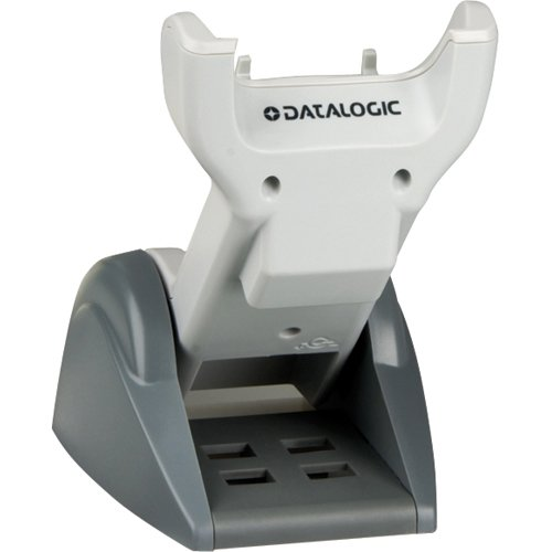 Datalogic Scanning Bc4030-wh-bt Base/chargeur, RS-232/USB/KBW/Wand Emulation multi-interface, Blanc