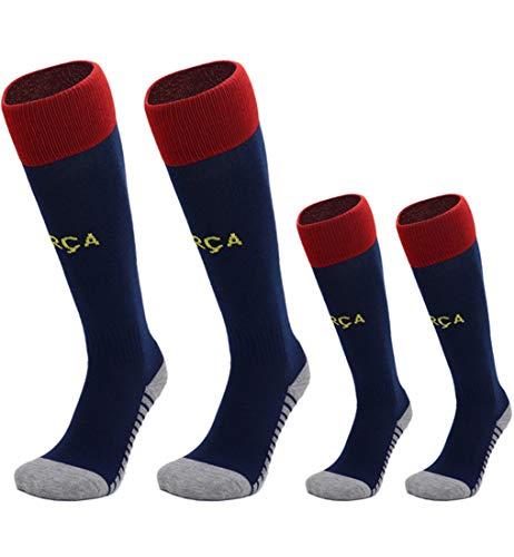 XXSPU Calcetines Medias Calcetines de fútbol Calcetines de