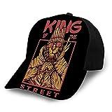 Jeffrey Toynbee Gorras de béisbol Gorra King Street Lion Design Sun Snapback Cowboy Cap