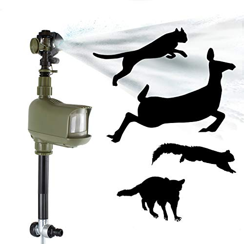 Havahart 5277 Motion-Activated Animal Repellent & Sprinkler