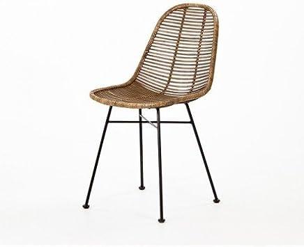 Amazon.es: sillas rattan - Comedor / Muebles: Hogar y cocina