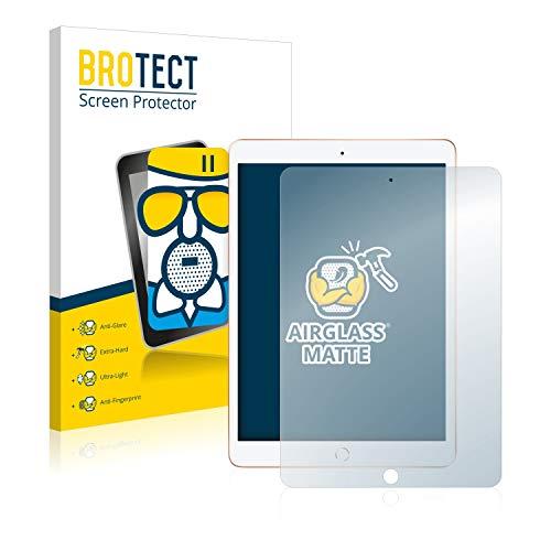 "BROTECT Protector Pantalla Cristal Mate Compatible con Apple iPad 10.2"" WiFi 2020 (8a generación) Protector Pantalla Anti-Reflejos Vidrio"