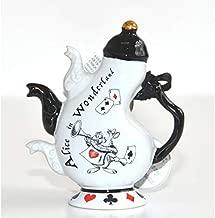 Disneyland Paris Alice in Wonderland Teapot Ornament