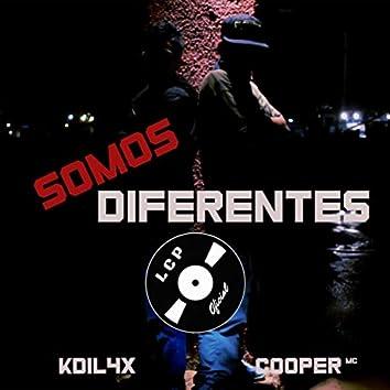 Somos Diferentes (Remasterizado)