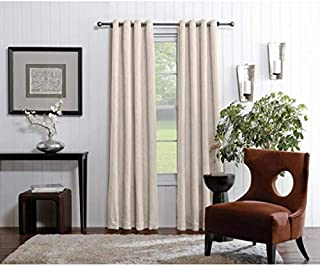 Best allen roth single panel merriby curtain grey Reviews