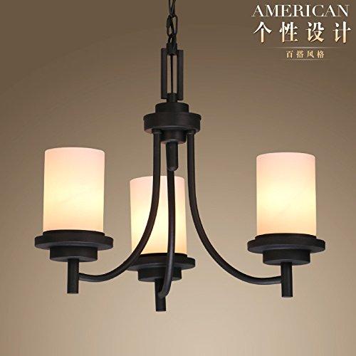 Quietness @ Ciondolo illuminazione LED moderno lampadario industrie creative Loft lampadario per sala da pranzo Camera da letto Soggiorno magazzino 12+6+3 testa