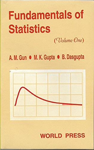 Fundamentals of Statistics-Vol I
