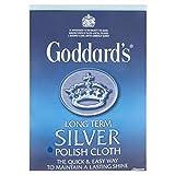Goddards largo plazo Silver Polish Cloth, Todos tela de algodón