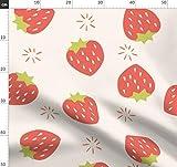 Erdbeere, Obst, Sommer, Süß, Organisch, Natürlich Stoffe