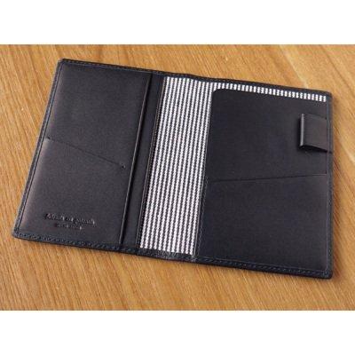 (スリップオン)SLIP-ONノワールパスポートケースカラーレッド