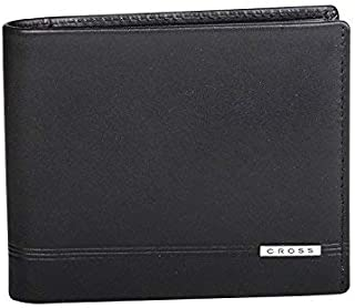 Cross Black Men's Wallet (AC018072B)