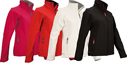 Avento Iguana Women's Softshell Jacket - Fuchsia grau 18