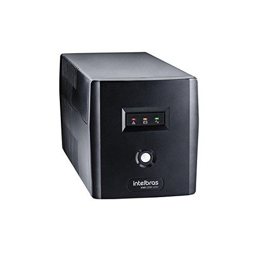 Nobreak Interactive, Intelbras XNB 1200VA/120V, Preto