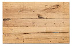 Eichenholz Magnettafel 80x50cm 600 Jahre altes Holz aus Historischem Bestand von Burgen und Schlössern inkl. 10 Neodym Magnete (80 x 50 cm)