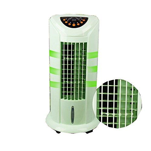 Velocidad del Viento de Tres velocidades, purificación de humidificación, Tanque de Agua de 6 l, Ahorro de energía, Ventilador de Aire Acondicionado con Control Remoto silencioso móvil para