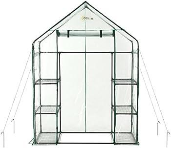 OGrow OG6834-S Greenhouse
