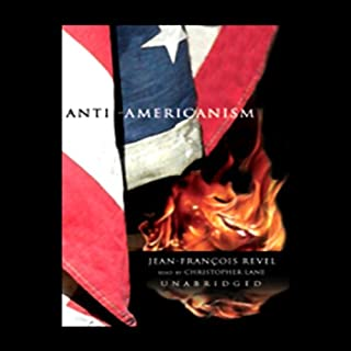 Anti-Americanism audiobook cover art