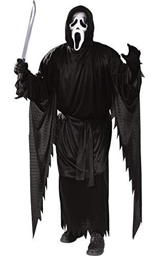 Fun World Scream Ghost Face Costume