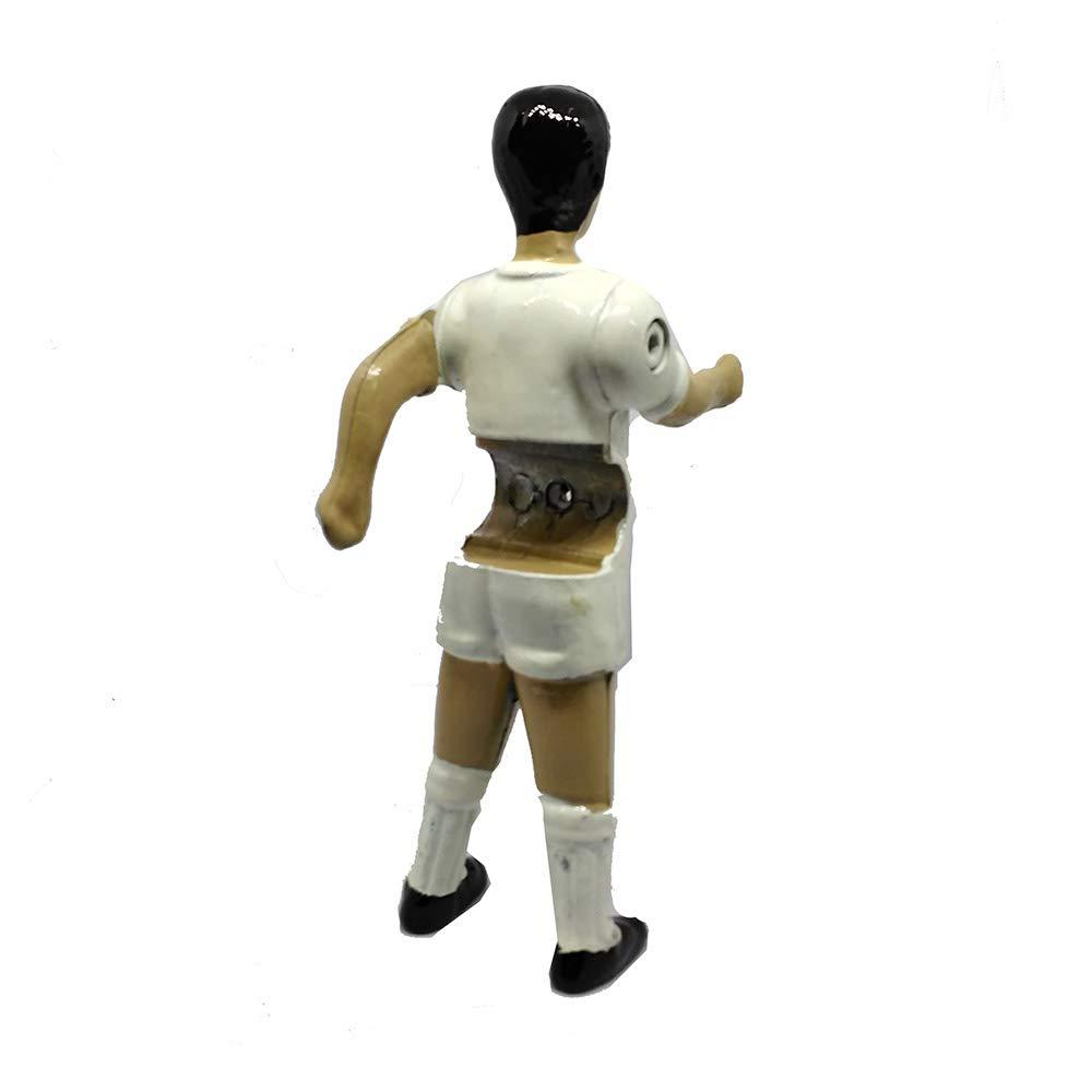 Manuel Gil Jugador futbolin Catalan Cordoba articulado Barra 14mm: Amazon.es: Deportes y aire libre