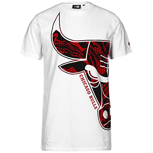 New Era NBA Chicago Bulls Oil Slick Infill Logo - Camiseta para...