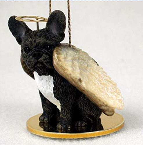 Conversation Concepts French Bulldog Pet Angel Ornament